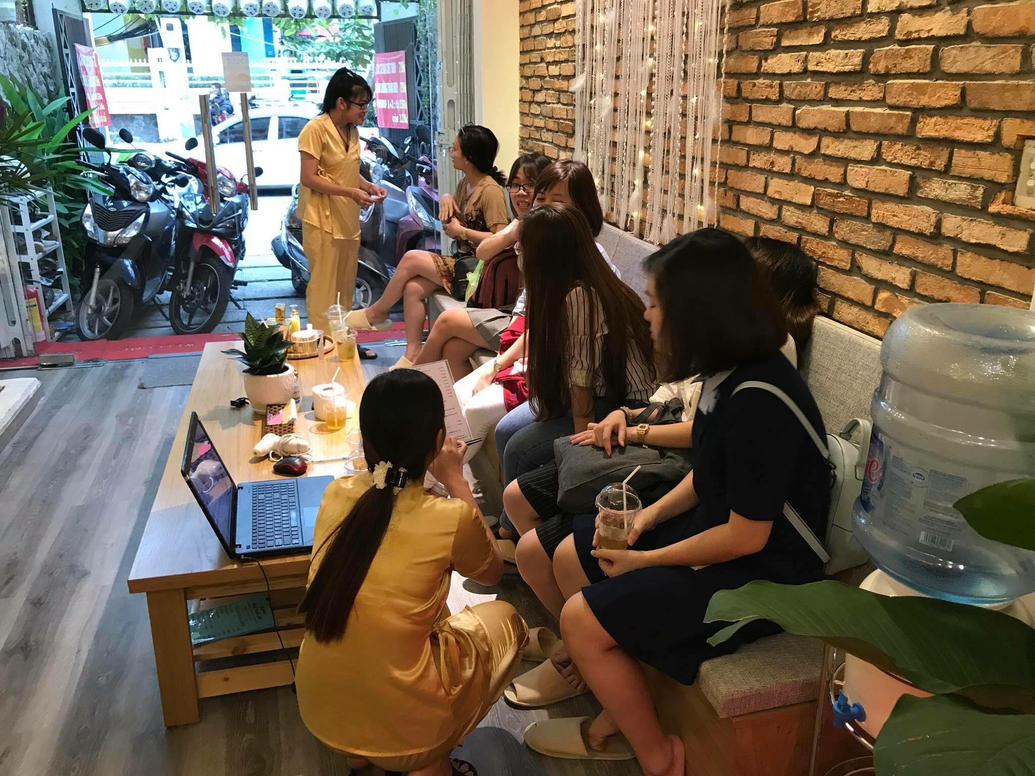 Anhlee Spa Nguyễn Thượng Hiền