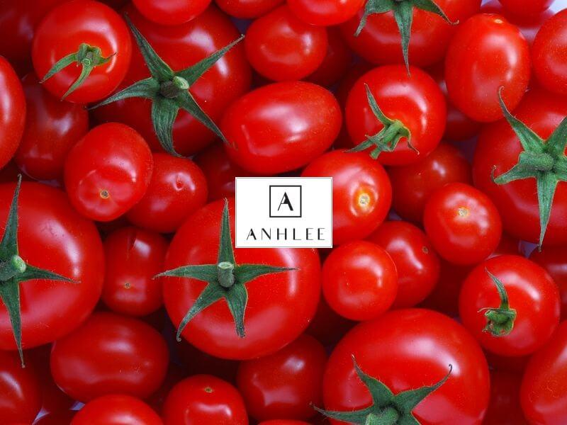 Cách tẩy lông chân tại nhà bằng cà chua